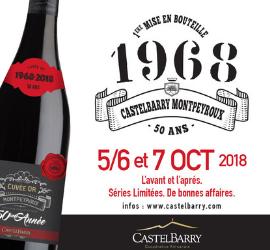 La cuvée Or fête ses 50 ans à Montpeyroux
