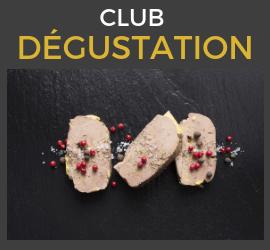 Club de Dégustation : Dernier rendez-vous de l'année
