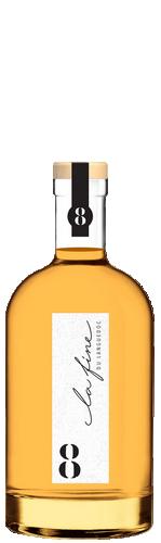 bouteille eau de vie Fine du languedoc Castelbarry