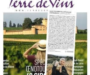 Terre de Vins spécial oenotourisme: Castelbarry l'esprit village