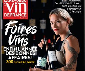 Presse: Cuvée coup de coeur dans La Revue des vins de France