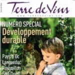 couverture magazine terre de vins