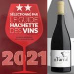 guide hachette 2021 Le tarral Castelbarry